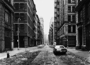 Thomas Struth, Crosby Street, New York, 1978, Silbergelatine-Abzug, 66 x 84 cm, Atelier Thomas Struth © Thomas Struth.