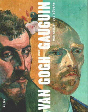 Vincent van Gogh : Paul Gauguin, Cover