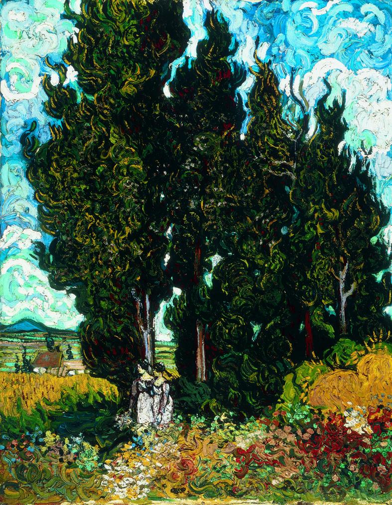 Vincent van Gogh. Von Paris nach Arles ARTinWORDS.de.