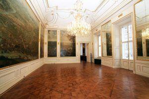 Winterpalais des Prinzen Eugen, Schlachtenzimmer, Foto: Oskar Schmidt, © Belvedere, Wien.