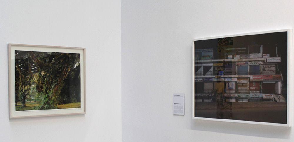 Installationsansicht distUBRANces im MUSA, Foto: Alexandra Matzner