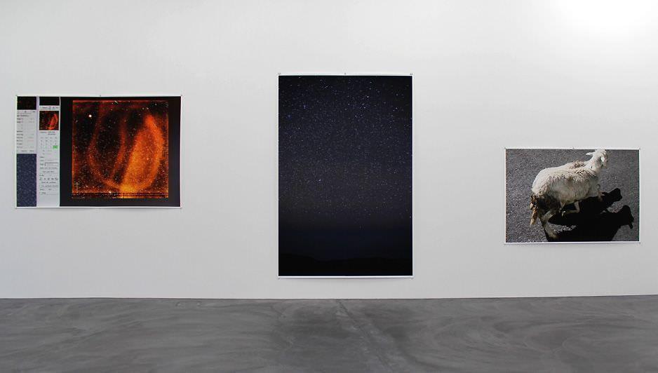 """Wolfgang Tillmans """"Neue Welt"""", Installationsansicht Kunsthalle Zürich 2012, Foto: Alexandra Matzner"""