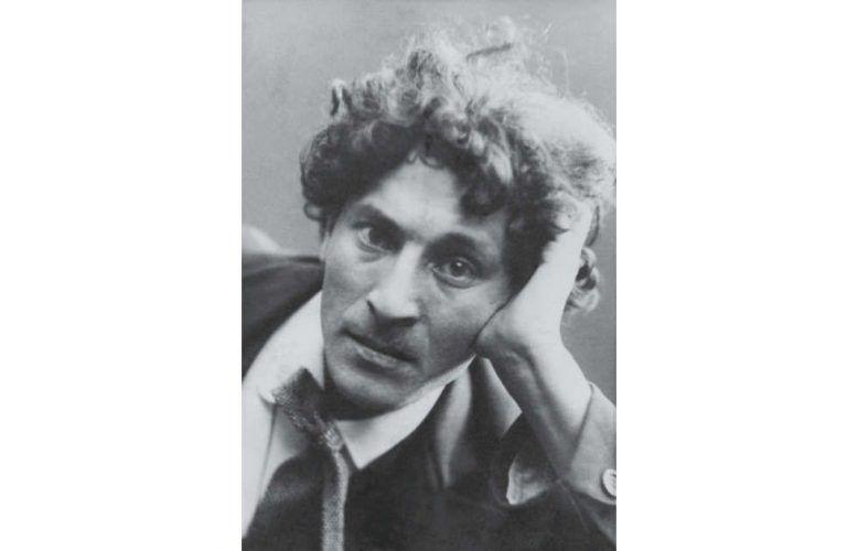 Marc Chagall, um 1910/1911 (© Archives Marc et Ida Chagall)