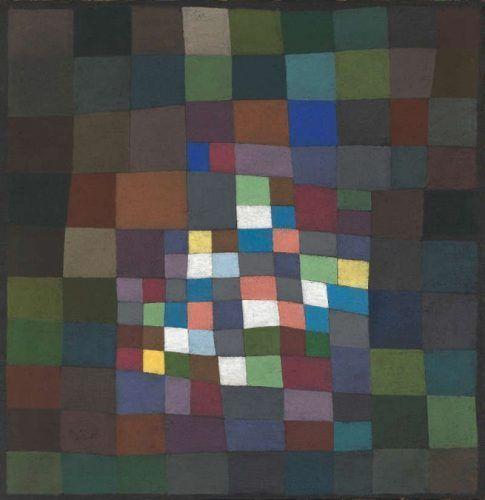 Paul Klee, Blühendes, 1934, 199, Öl auf Leinwand, 81,5 x 80 cm (Kunstmuseum Winterthur, Legat Dr. Emil und Clara Friedrich-Jezler, 1973, Foto: © Schweizerisches Institut für Kunstwissenschaft, Zürich, Philipp Hitz)