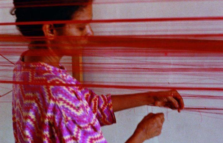 Sheela Gowda, Making of And ..., 2007 © Sheela Gowda