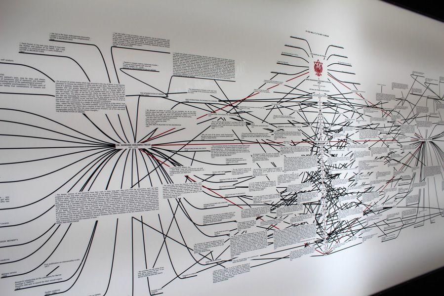 Yael Bartana, Wenn ihr wollt, ist es kein Traum (Stammbaum, Zentrum), Foto: Alexandra Matzner.