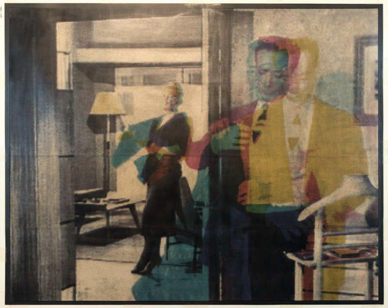 Zelko Wiener, GP 13, 1996, Digitale Photographie, Tintenstrahldruck/Plankopie, 100 x 120 cm © MUSA.